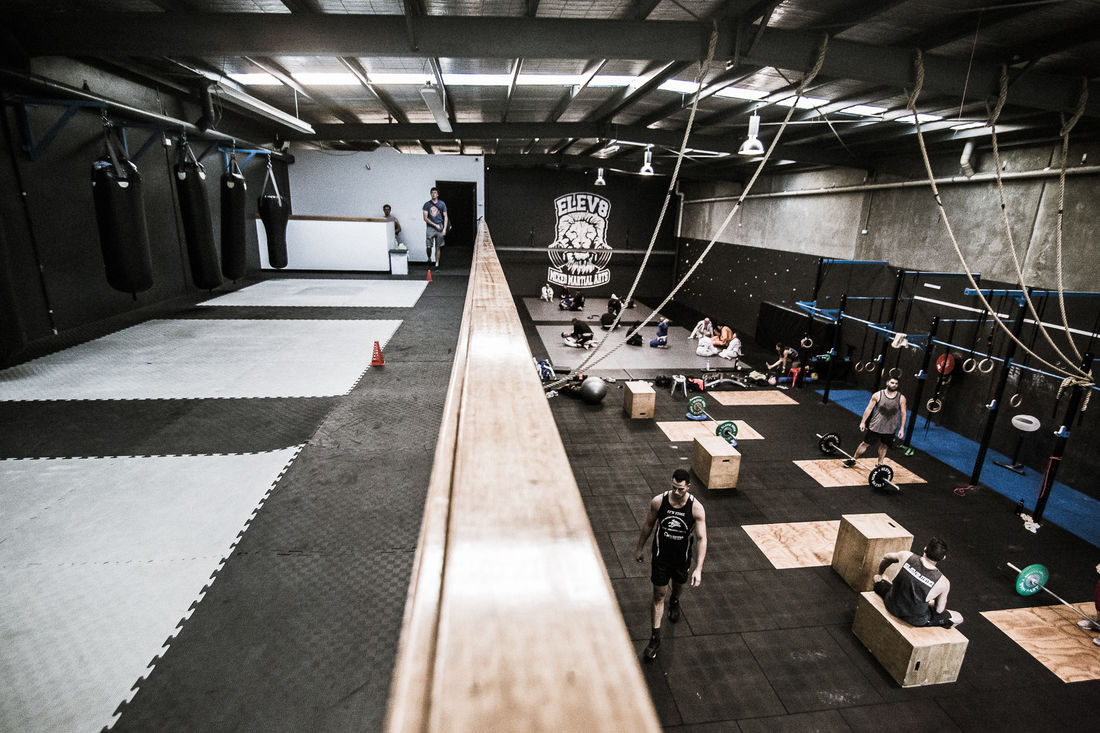 ELEV8 MMA Facility